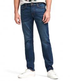 DKNY Indigo Cadet Slim Jeans