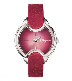 Pink Signature Modish Watch