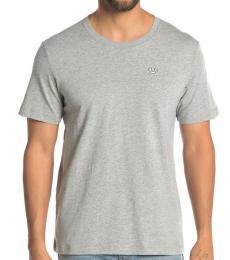 Grey Front Logo T-Shirt