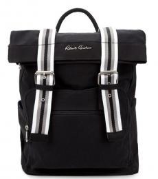 Robert Graham Black Everard Large Backpack