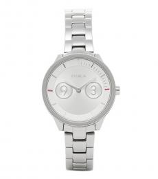 Furla Silver Voguish Ritzy Watch