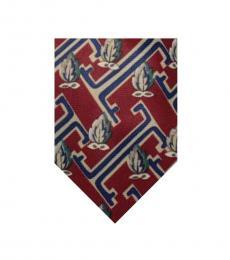 Red Dapper Tie