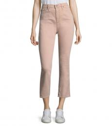 AG Adriano Goldschmied Rose Isabelle Crop Jeans