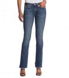 True Religion Denim Billie Bootcut Jeans