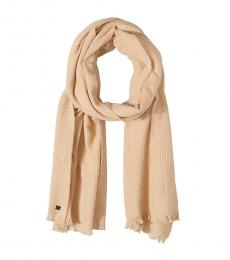 Camel Texture Scarf