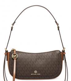 Brown Acorn Camden Small Shoulder Bag