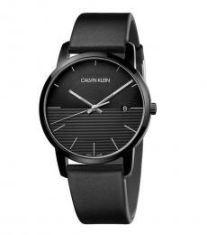 Calvin Klein Black Dial Watch