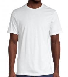 White Clean T-Shirt