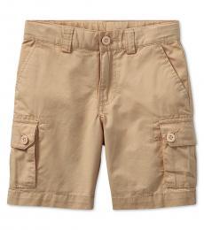 Ralph Lauren Little Boys Classic Khaki Chino Shorts