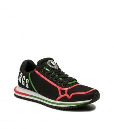 Bikkembergs Black Hiram Sneakers