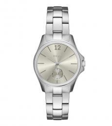 DKNY Silver Eldridge Watch