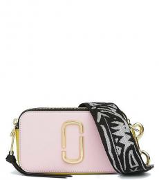 Pink Snapshot Small Crossbody