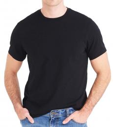 J.Crew Black Classic Fit Washed Jersey T-Shirt