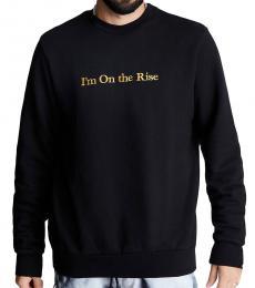 Black On The Rise Sweatshirt