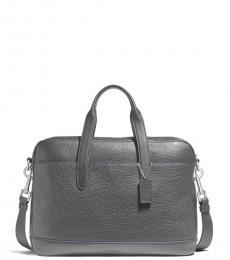 Coach Graphite Hamilton Large Briefcase Bag