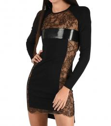 Dsquared2 Black Laced Dress