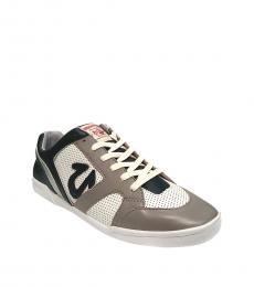 Grey White Juston Sneakers