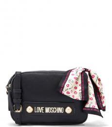 Love Moschino Black Box Small Crossbody