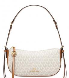 Vanilla Acorn Camden Small Shoulder Bag