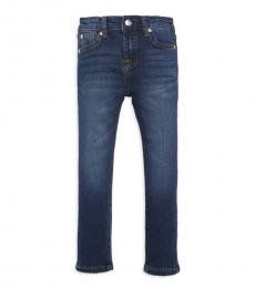 7 For All Mankind Little Girls Commotion Skinny Jeans