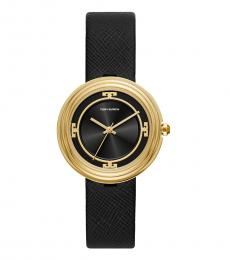 Tory Burch Black Bailey Watch