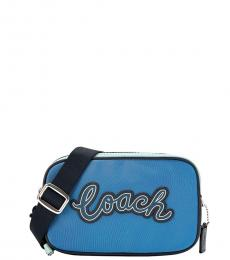 Coach Blue Vale Small Crossbody