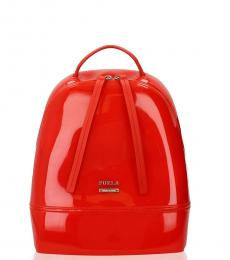Hibiscus Candy Small Backpack
