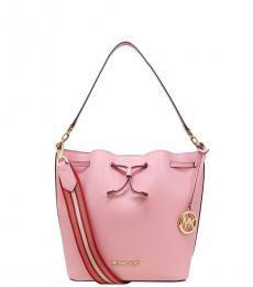 Michael Kors Carnation Pink Eden Mini Bucket Bag