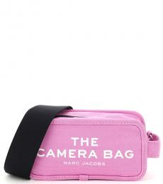 Marc Jacobs Light Purple The Camera Small Crossbody Bag