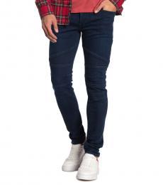 Denim Fourk Skinny Leg Jeans