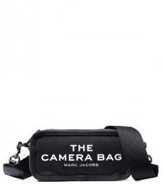 Marc Jacobs Black The Camera Small Crossbody Bag