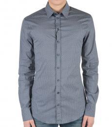 Grey Sicilia Dress Shirts