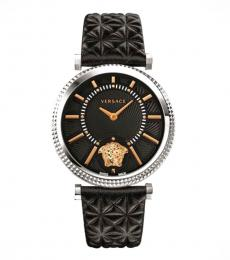 Versace Black Ritzy Modish Watch