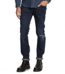 Diesel Denim Thavar Slim Skinny Jeans