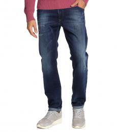 Diesel Denim Krayver Distressed Jeans