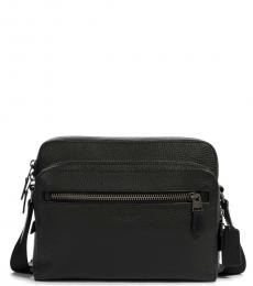 Coach Black West Camera Medium Crossbody