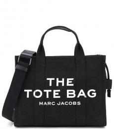 Marc Jacobs Black Traveler Medium Tote