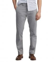 Museum Grey Classic Fit Chinos