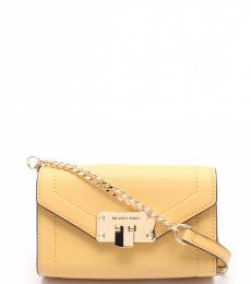 Michael Kors Dusty Daisy Kinsley Small Belt Bag