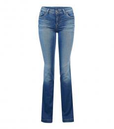 Armani Jeans Blue Classic Fit Jeans