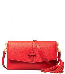 Red McGraw Medium Crossbody