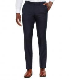 Theory Navy Blue Marlo Tailor Dress Pants