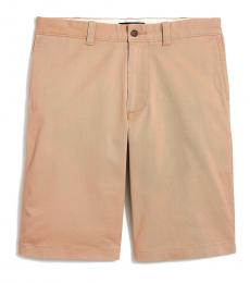 J.Crew Brown Rivington Flex Khaki Shorts