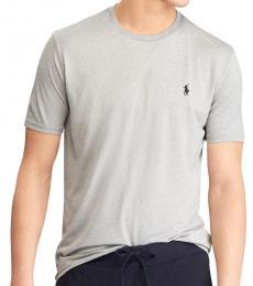 Ralph Lauren Grey Performance Jersey T-Shirt
