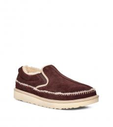 UGG Brown Neumel Loafers