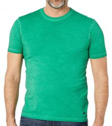 Hugo Boss Green Toxx Solid T-Shirt