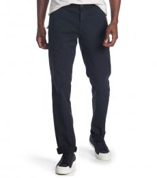 AG Adriano Goldschmied Navy Blue Wanderer Chino Pants