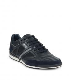 Hugo Boss Navy Saturn Sneakers