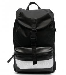 Givenchy Black Light3 Large Backpack
