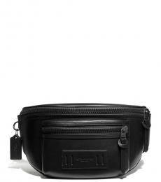 Coach Black Terrain Belt Bag